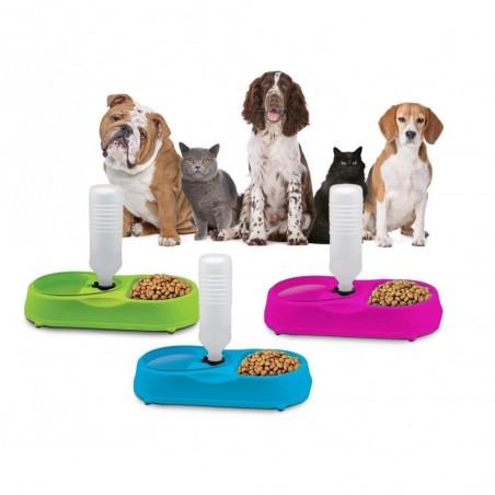 Choisir distributeur alimentaire chat et chien